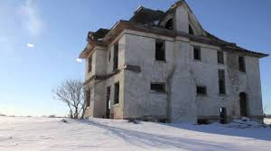 big abandoned farmhouse manitoba youtube