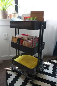ikea raskog utility cart well suited design ikea raskog plain ideas utility cart hack