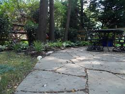 Home Decor And Design Ideas by Apply The Crushed Stone Patio Home Decor And Design Ideas Crushed