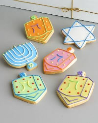 hanukkah cookies hanukkah cut out cookies tiny new york kitchen