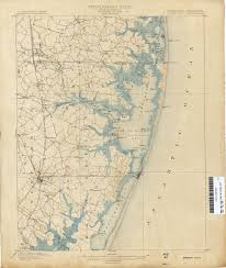 Map Of Maryland Maryland Historical Topographic Maps Perry Castañeda Map