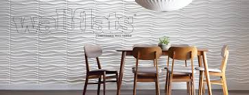 inhabit 3d wall panels wood wall planks concrete 3d tiles