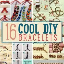 easy diy bracelet tutorials images 16 easy diy bracelet tutorials jpg