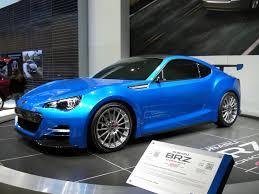 subaru gtr 2015 2011 la auto show subaru brz sti concept car tuning
