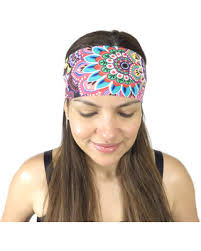 wide headband slash prices on headband workout headband summer running