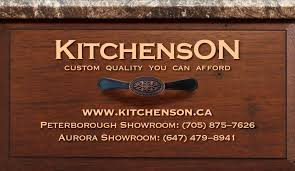kitchen cabinets peterborough kitchenson opening hours 1097 water st peterborough on