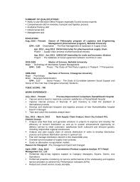 Business Analyst Resume Samples by Transportation Analyst Cover Letter
