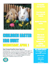 come join east orange shoprite easter egg hunt news tapinto