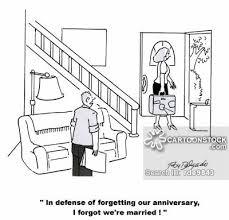 hochzeitstage jubil um und karikaturen mit liebesleben