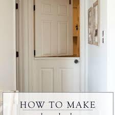 Interior Door Makeover Hollow Doors Handballtunisie Org