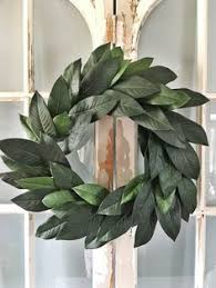 Magnolia Leaf Wreath Magnolia Wreath For 1 Dollar Southernmothers Jpg 600 900 Pixels