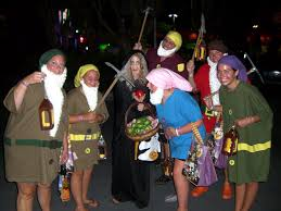 Dwarfs Halloween Costumes Miffles U0027 Scary Halloween Party Trip Photo Intensive