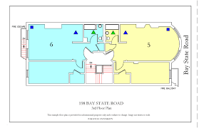 198 bay state road housing boston university