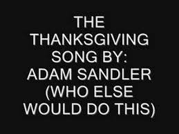 the turkey song