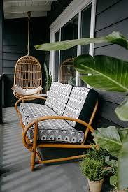 Best  Black Outdoor Furniture Ideas On Pinterest Black Rattan - Porch furniture