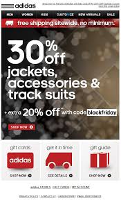 black friday 20115 email tip holiday email inspiration whereoware