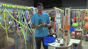 different types of tree climbing ropes youtube