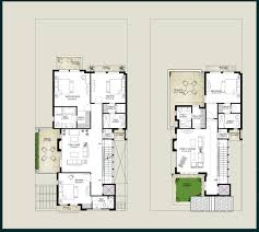 floor plan designers excellent two apartments in modern