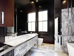 Monochrome Bathroom Ideas Colors 71 Cool Black And White Bathroom Design Ideas Digsdigs