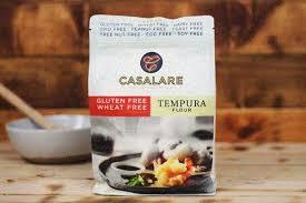 cuisine 750g gluten free tempura flour 750g farms