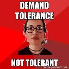 Funny Liberal Memes - tolerant liberal meme google search liberals snowflakes a