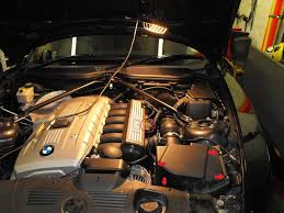 disa removal and maintenance n52 engine pic heavy z4 forum com