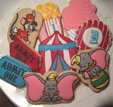 dumbo birthday cookies www willowtreecookies com birthday