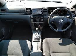 toyota co 2004 toyota corolla runx s used car for sale at gulliver new zealand