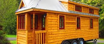 Tumbleweed House by Tiny Houses At Mt Hood Village Oregon