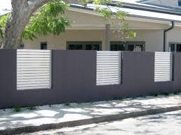 12 Cool Fences for Modern House — MODERN HOUSE PLANMODERN HOUSE PLAN