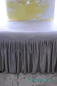 Daybed Skirts I Was Curious If Anyone Sells A Fitted Sheet With Bedskirt