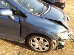 cost to fix my civic involved in accident 2016 honda civic