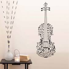 online get cheap music instruments note wall stickers aliexpress