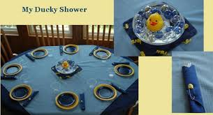 rubber duck baby shower ducky baby shower theme