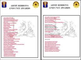 Awards And Decorations Army Disciplined Leaders Produce Disciplined Soldiers Ppt Download
