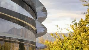 apple u0027s u0027spaceship u0027 campus to open in april cnet