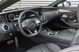 2014 S550 Interior First Look 2015 Mercedes Benz S63 Amg 4matic Coupe 2015 Mercedes