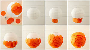 tissue paper lantern craft image collections craft decoration ideas