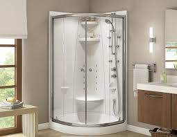 Maax Shower Door Freestyle 40 2 Pieces Neo Shape Shower With Talen Door