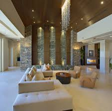 Living Room High Ceiling 13 High Ceiling Living Room That Will Make The Room Bigger