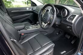 grey jeep grand cherokee interior 2011 jeep grand cherokee arrives in uk car audio system and