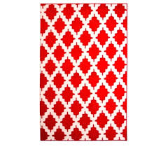 College Dorm Rugs Trella Stitch Dorm Rug Red And White Best Products For College