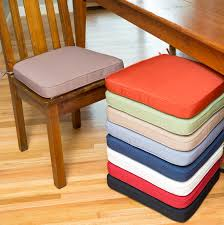 dining room chair cushions and pads home design ideas