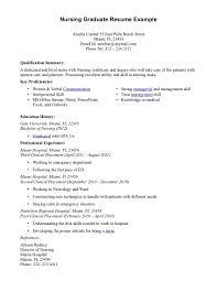 Example Of Registered Nurse Resume 28 Resume Sample Of Nursing Graduate Nursing Resume For