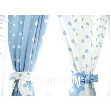 White Polka Dot Sheer Curtains Polka Dot Curtains Teawing Co