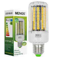 Led Light Bulbs Savings by Mengsled U2013 Mengs E27 20w Led Corn Light 165x 5736 Smd Led Bulb