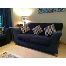 Cheap Blue Sofa Deep Navy Blue Sofa Set 32 Furniture Outlet Best With And Love