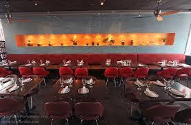 trendy restaurant banquette 144 restaurant banquette dimensions