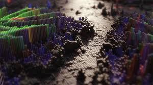 tutorial blender terrain abstract landscapes in blender cut squash blender landscape