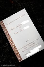 easy wedding programs wedding programs diy weddingbee